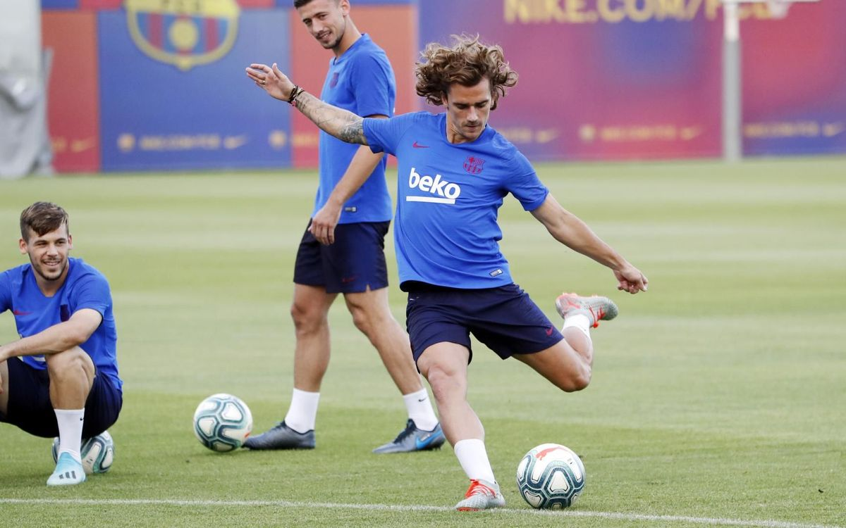 L'agenda de la semaine du Barça