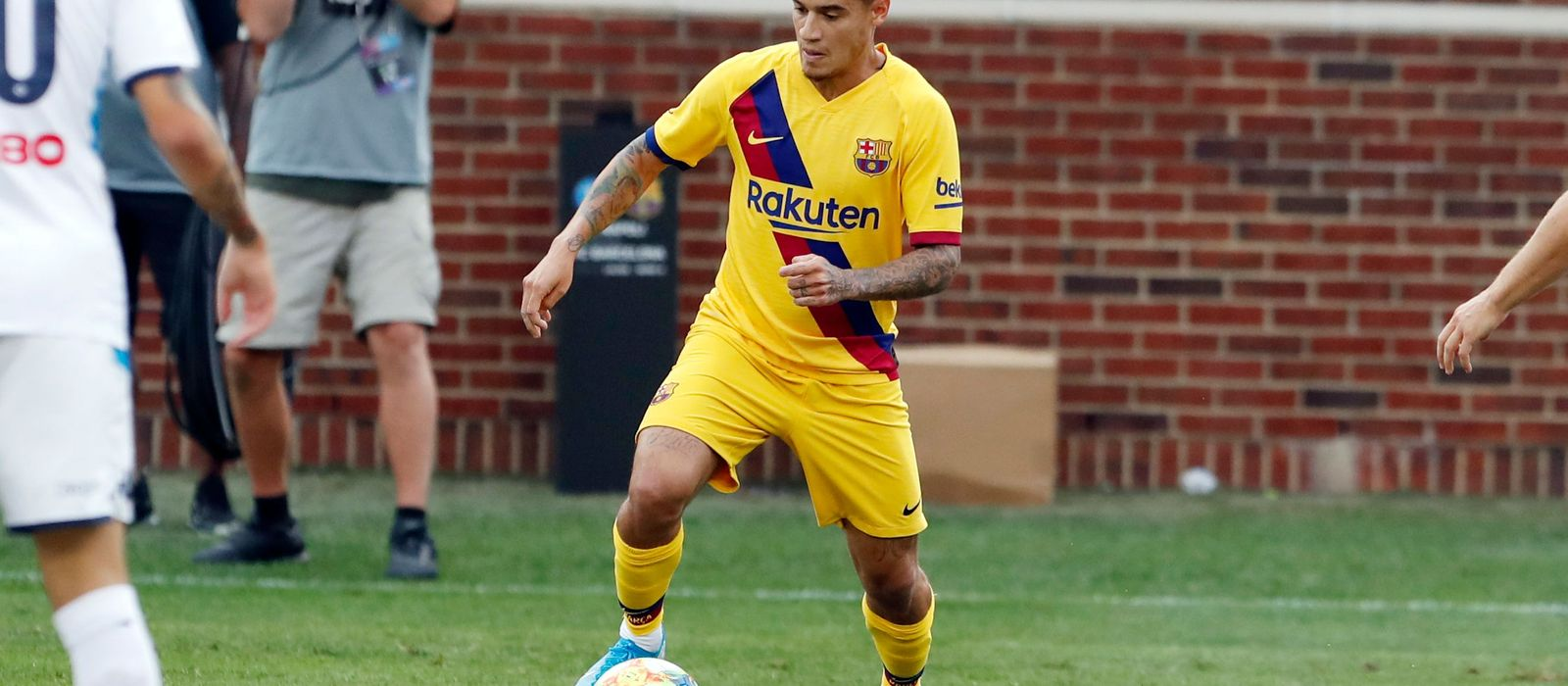 Agreement with Bayern Munich for Philippe Coutinho loan