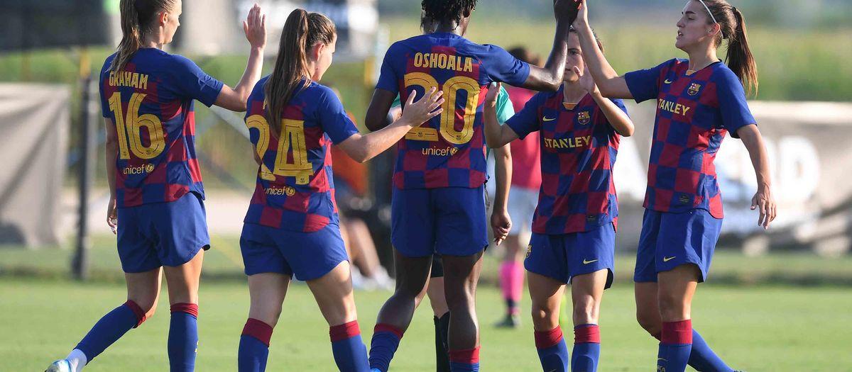 Montpeller – Barça Femení (prèvia): Últim amistós, també de nivell