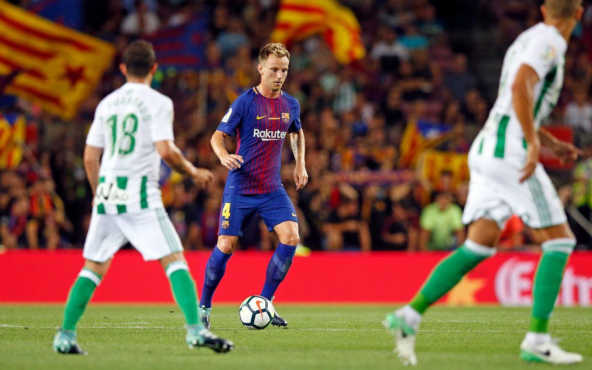 Le Camp Nou, forteresse pour les débuts en Liga