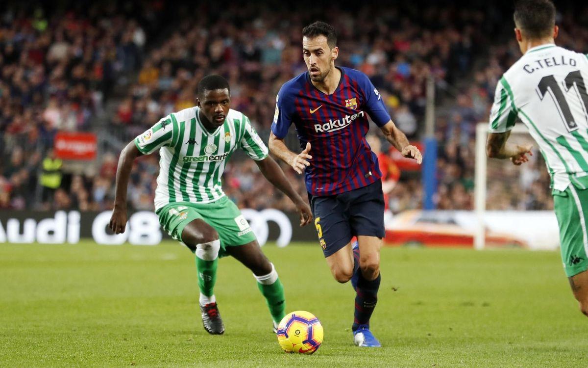 Todo lo que debes saber del Barça-Betis