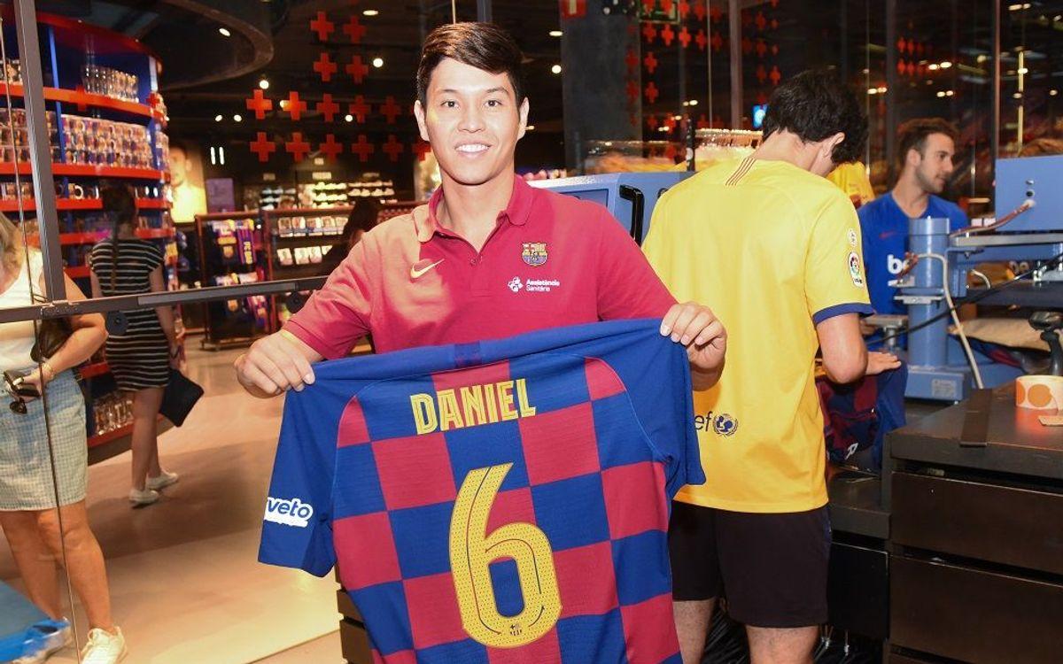 El test a Daniel
