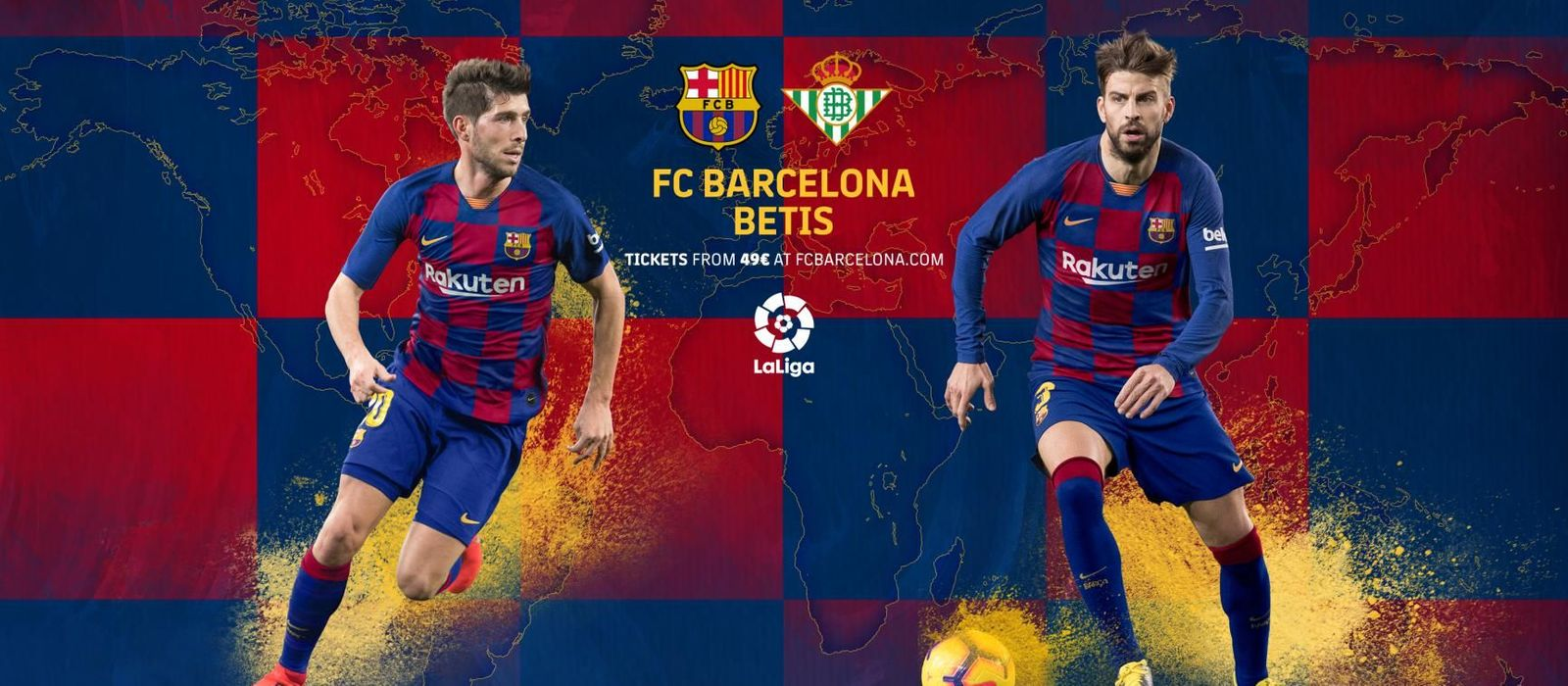 When and where to watch Barça v Betis