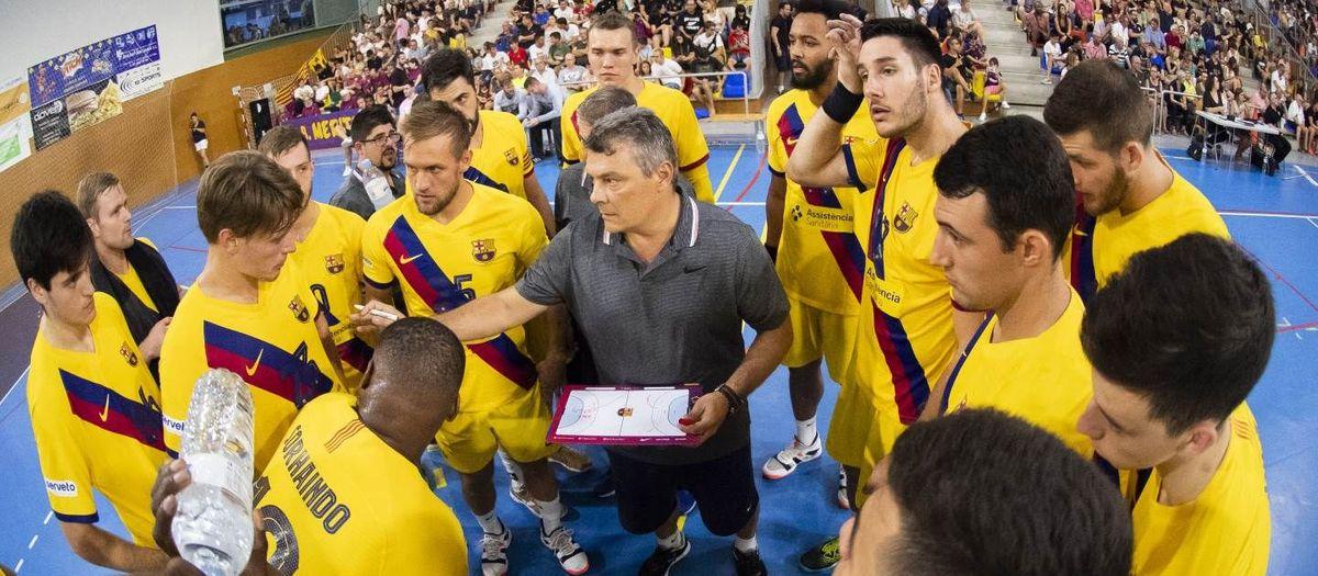 Barça – Fraikin Granollers: Primer derbi con título en juego
