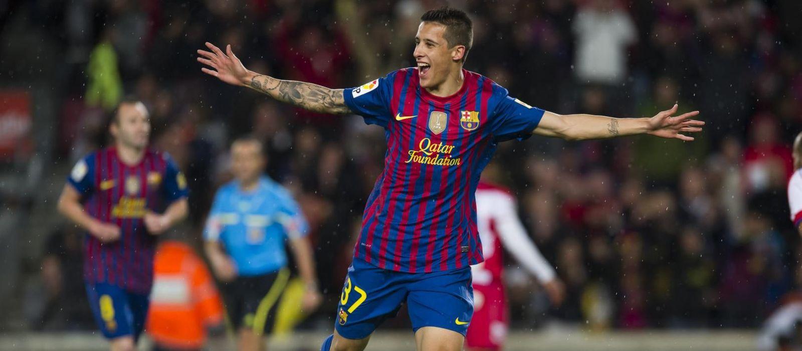 Cristian Tello: 'It's always special to return to Camp Nou'