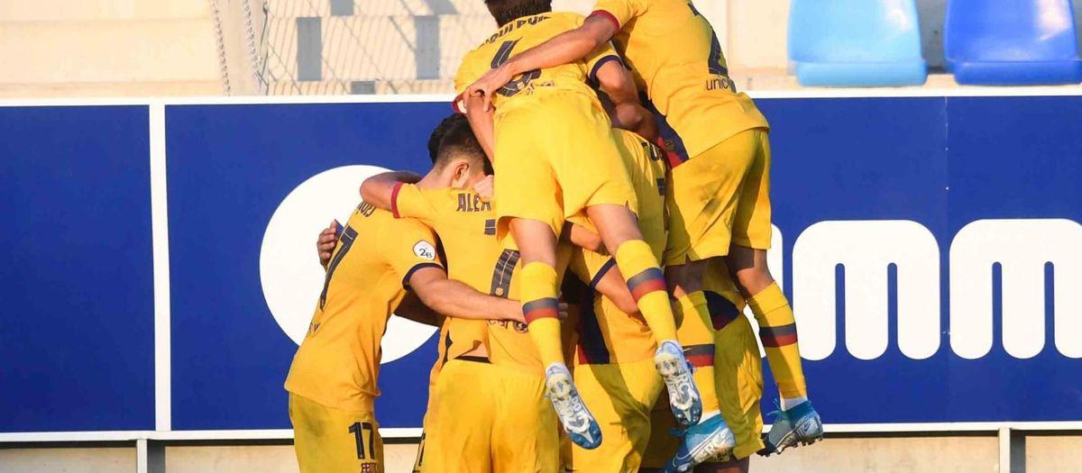 Badalona 0–2 Barça B: Convincing win