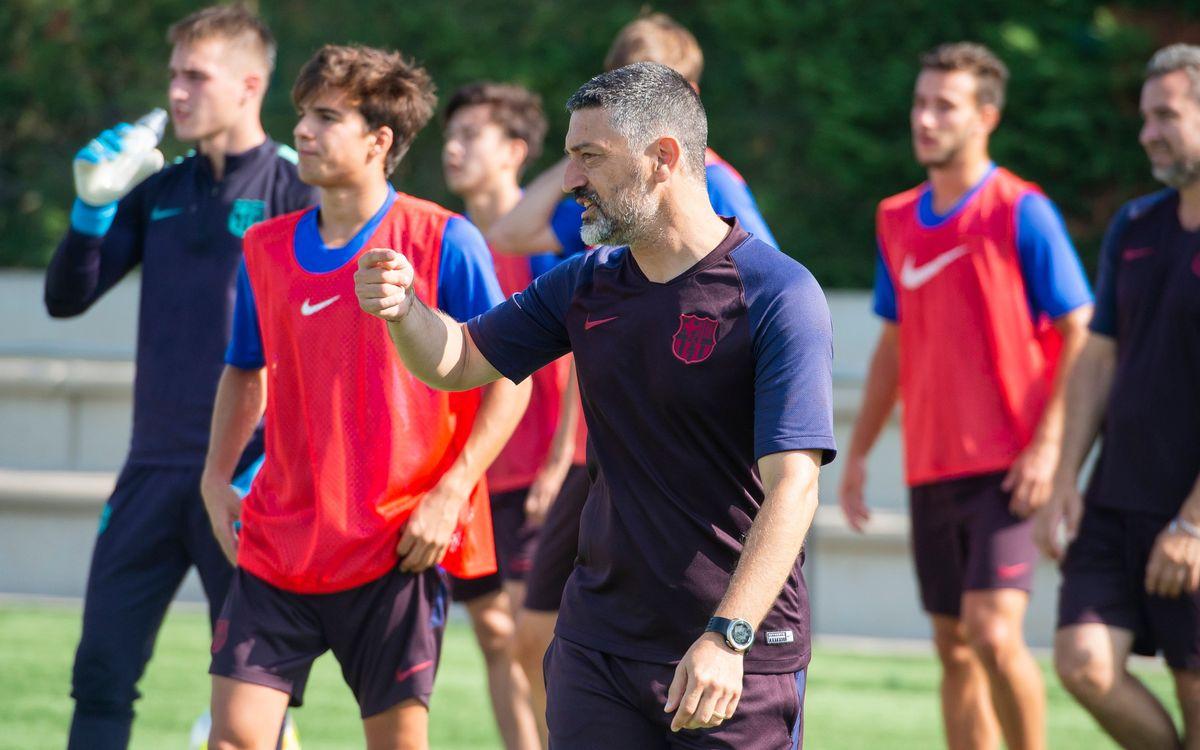 Badalona - Barça B (previa): Empieza una temporada repleta de ilusiones