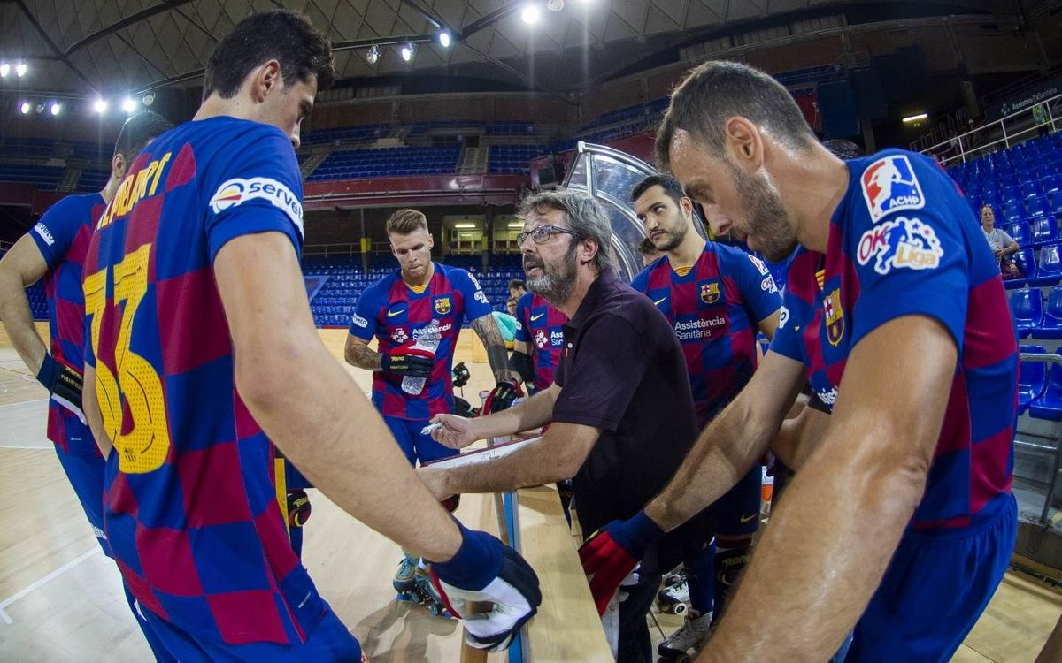 Calafell - Barça: Segundo partido para tener referencias