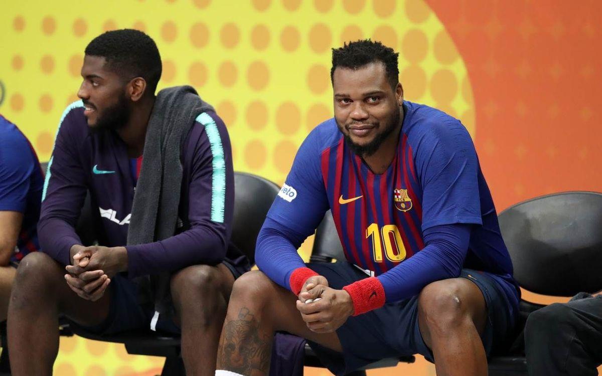 La Super Globe se verá en Barça TV y en Barça Videos