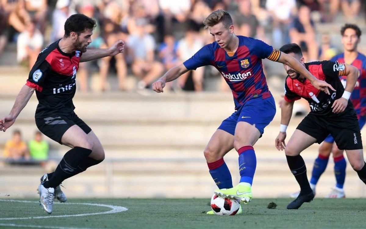 Agreement with FC Twente for the loan of Oriol Busquets