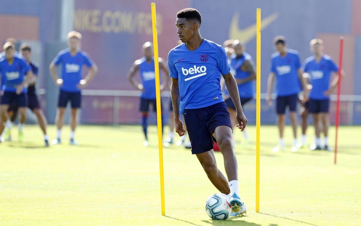 Junior out injured for Osasuna v Barça
