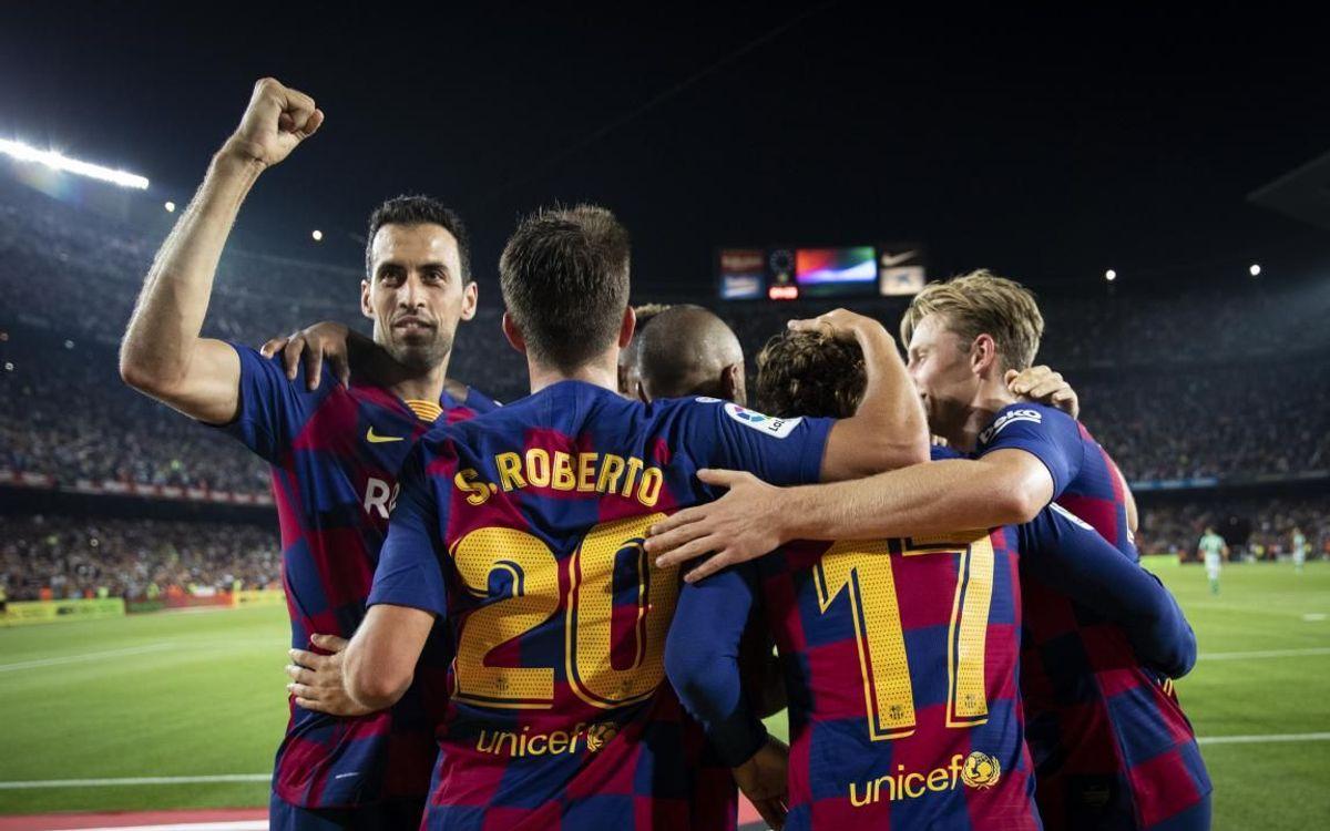 PREVIEW: Osasuna v FC Barcelona
