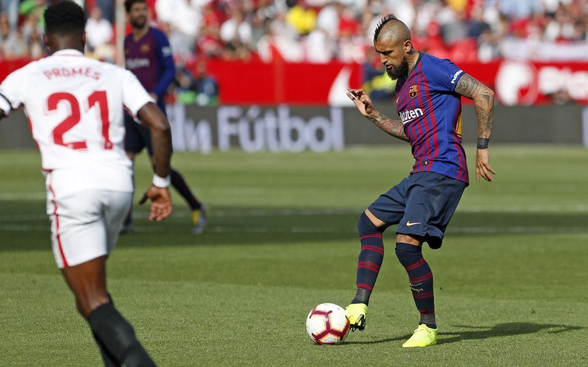 Barça v Sevilla kick off time confirmed
