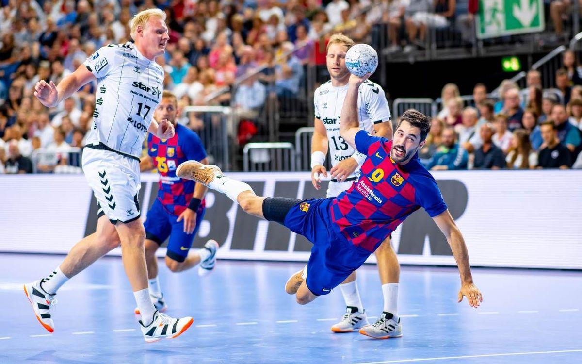 THW Kiel – Barça: El Clàssic de l'handbol es dóna cita a Dammam