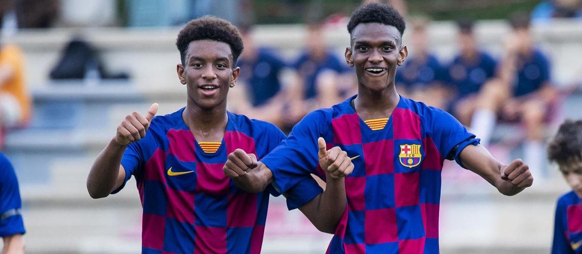 Juvenil B – Damm B: Victòria contundent en el primer partit de Lliga (3-0)