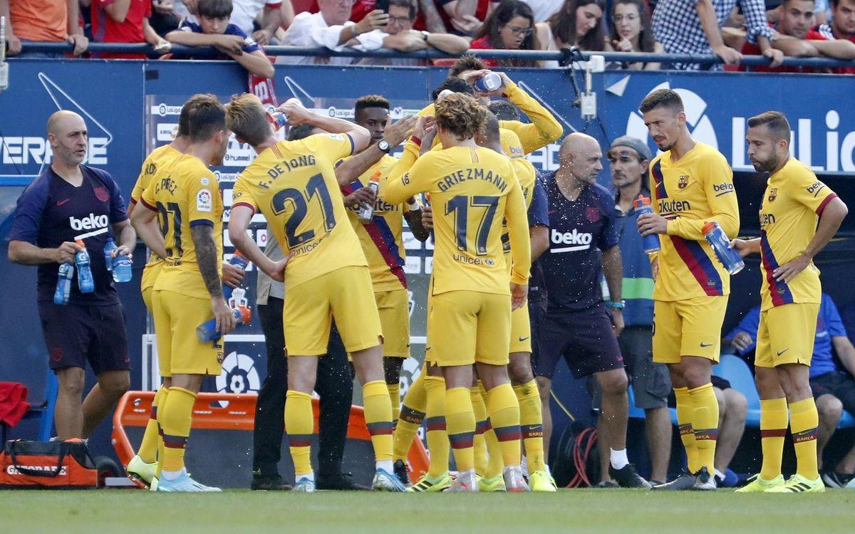 L'altra cara de l'Osasuna - Barça