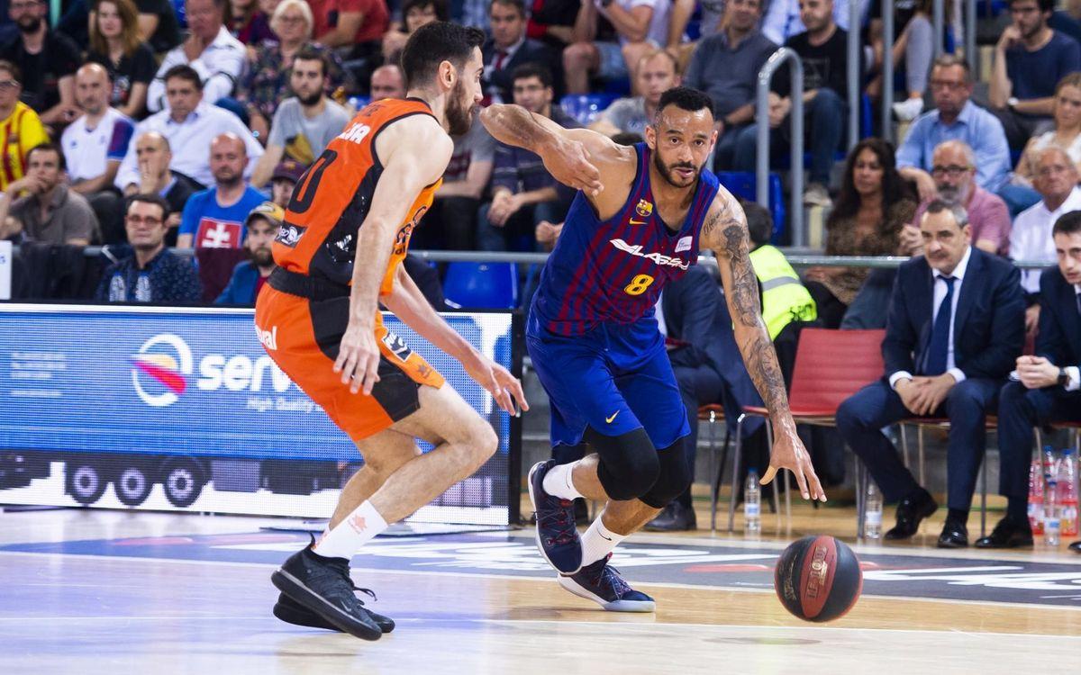El València Basket, el rival del Barça a les semis de la Supercopa Endesa