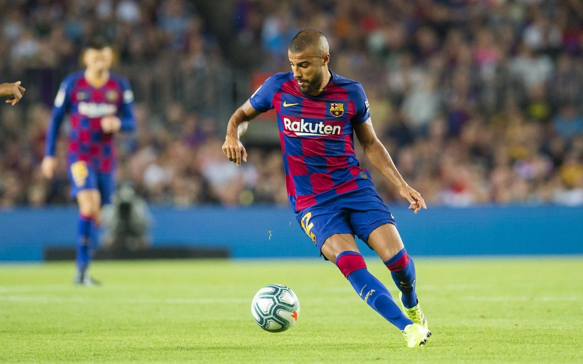 Rafinha extends deal with Barça, goes to Celta on loan