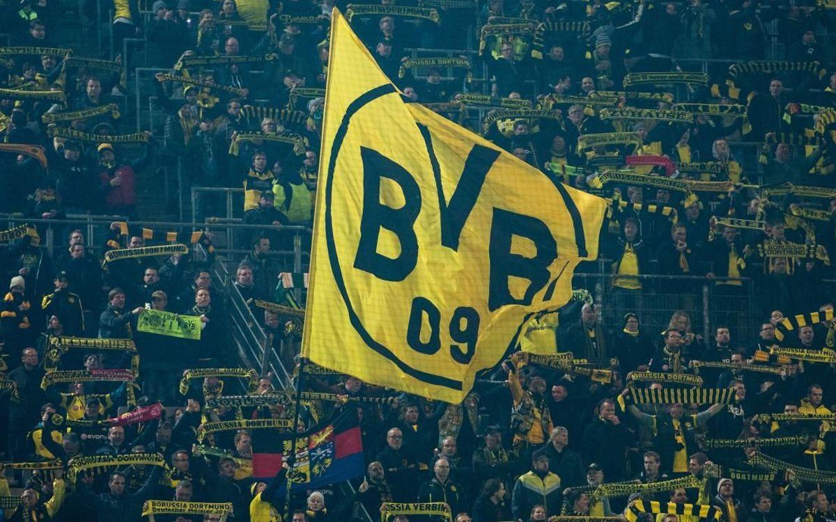Prochain défi en Ligue des Champions : Borussia Dortmund