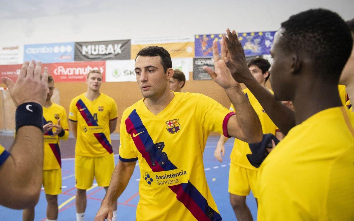Liberbank Cuenca – Barça: El tercer títol en joc