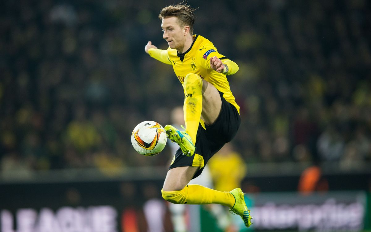 Marco Reus - Fotos UEFA