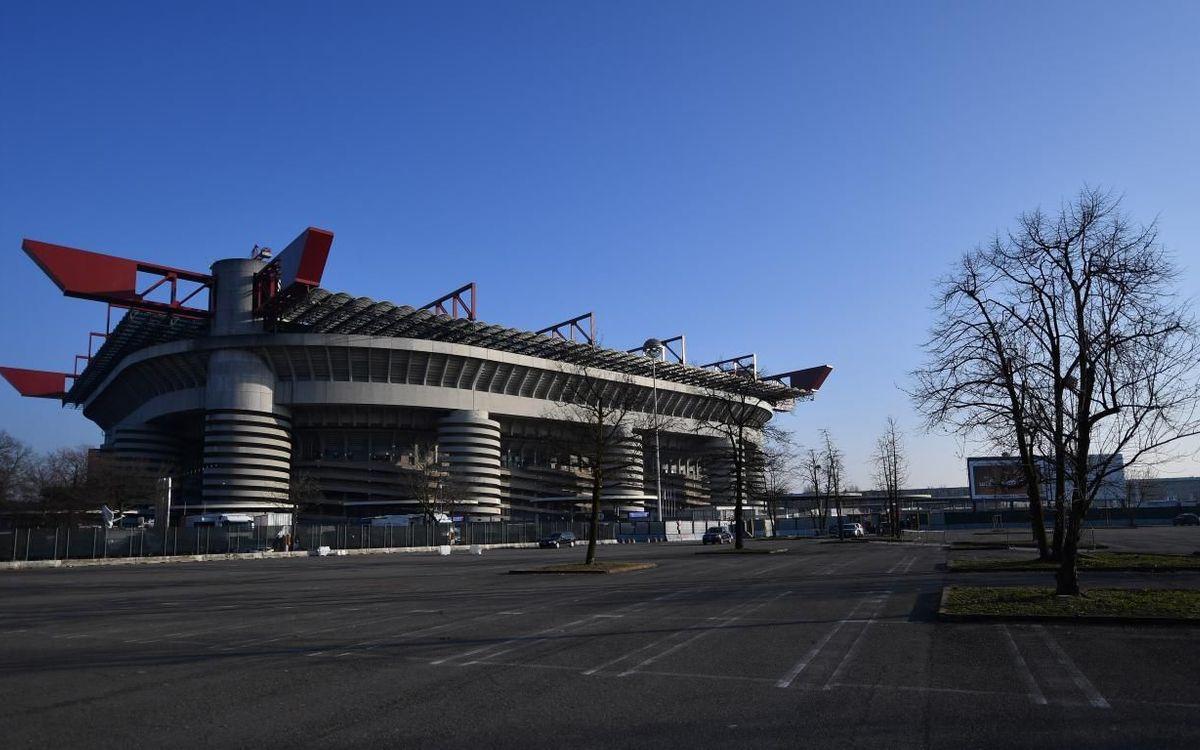 Giuseppe Meazza - Fotos UEFA