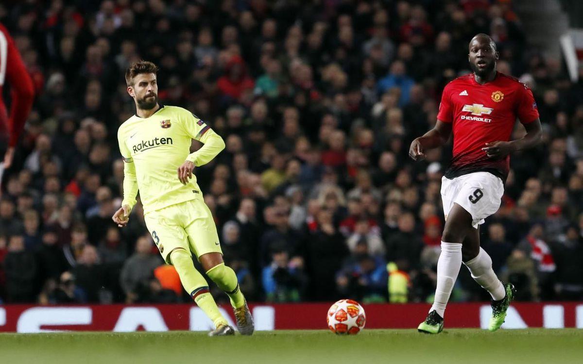 Romelu Lukaku amb el Manchester United - Miguel Ruiz FCB