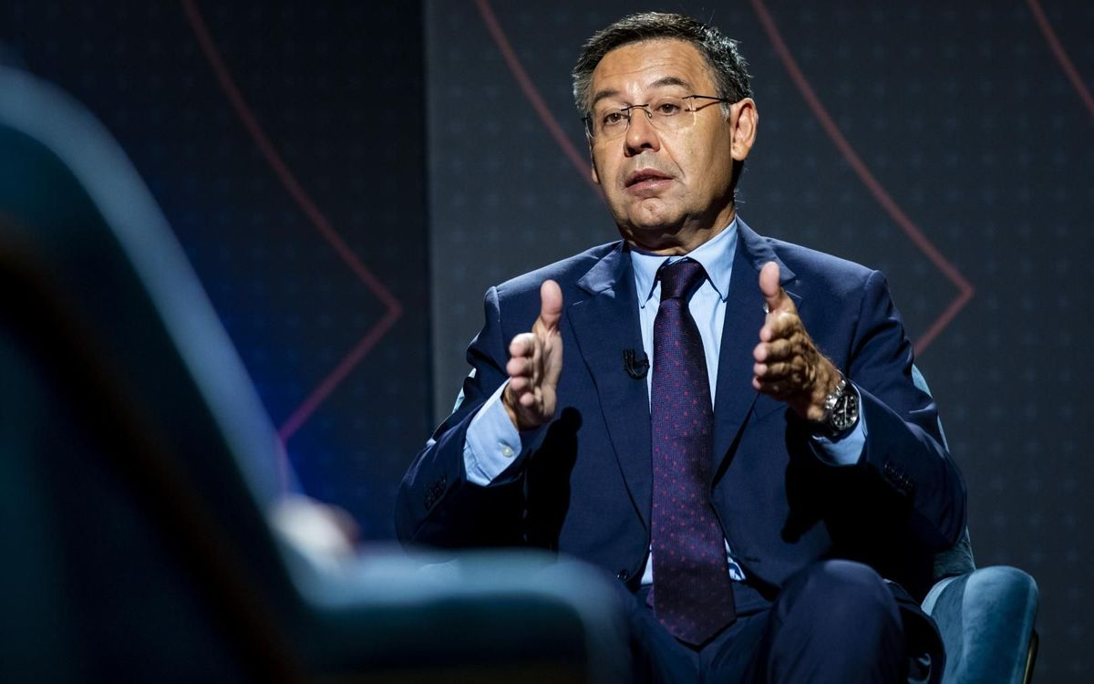 Bartomeu: 'The squad is more competitive this season'