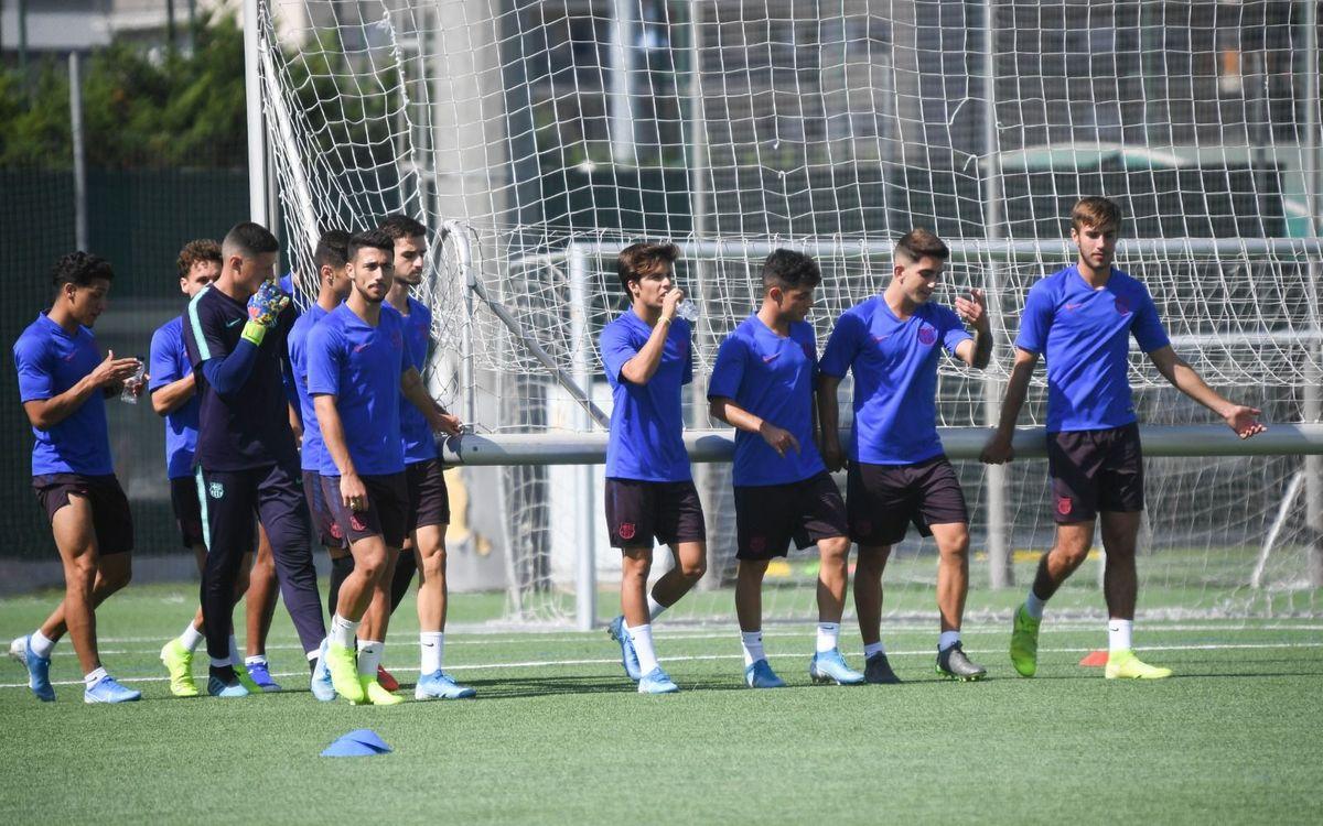 Ejea - Barça B (previa): Con confianza en un escenario difícil