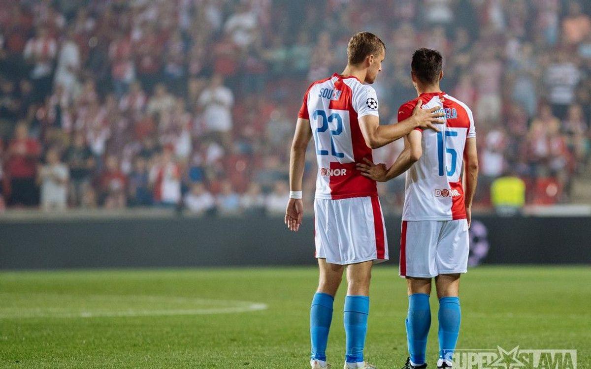 Radiografia als rivals de Champions: Slavia de Praga (III)
