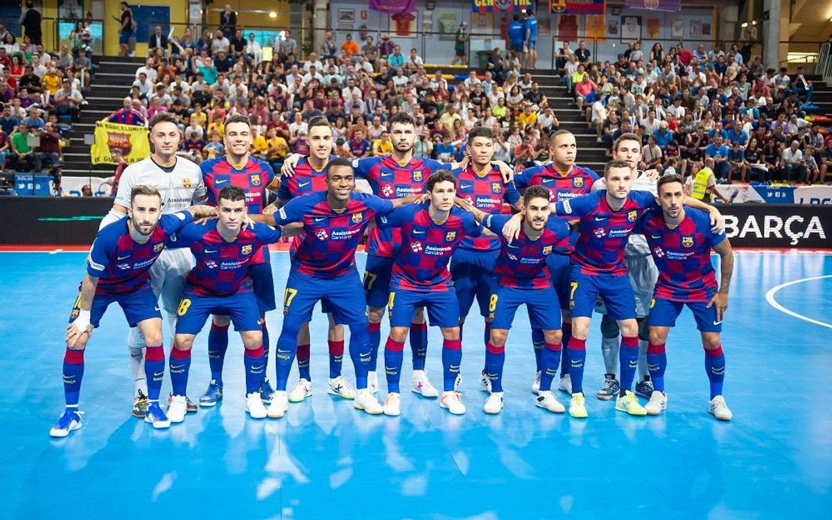 La Copa Cataluña, último test antes de la liga