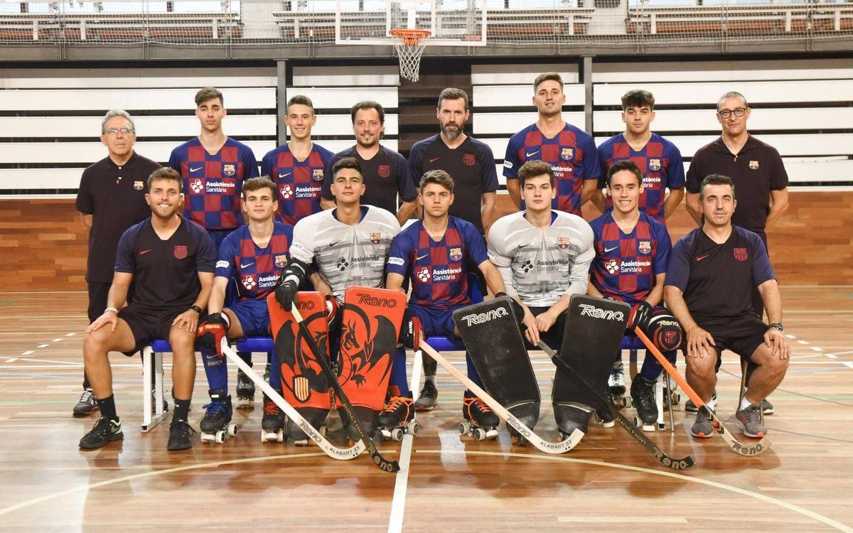 Junior hockey patines 2019/20