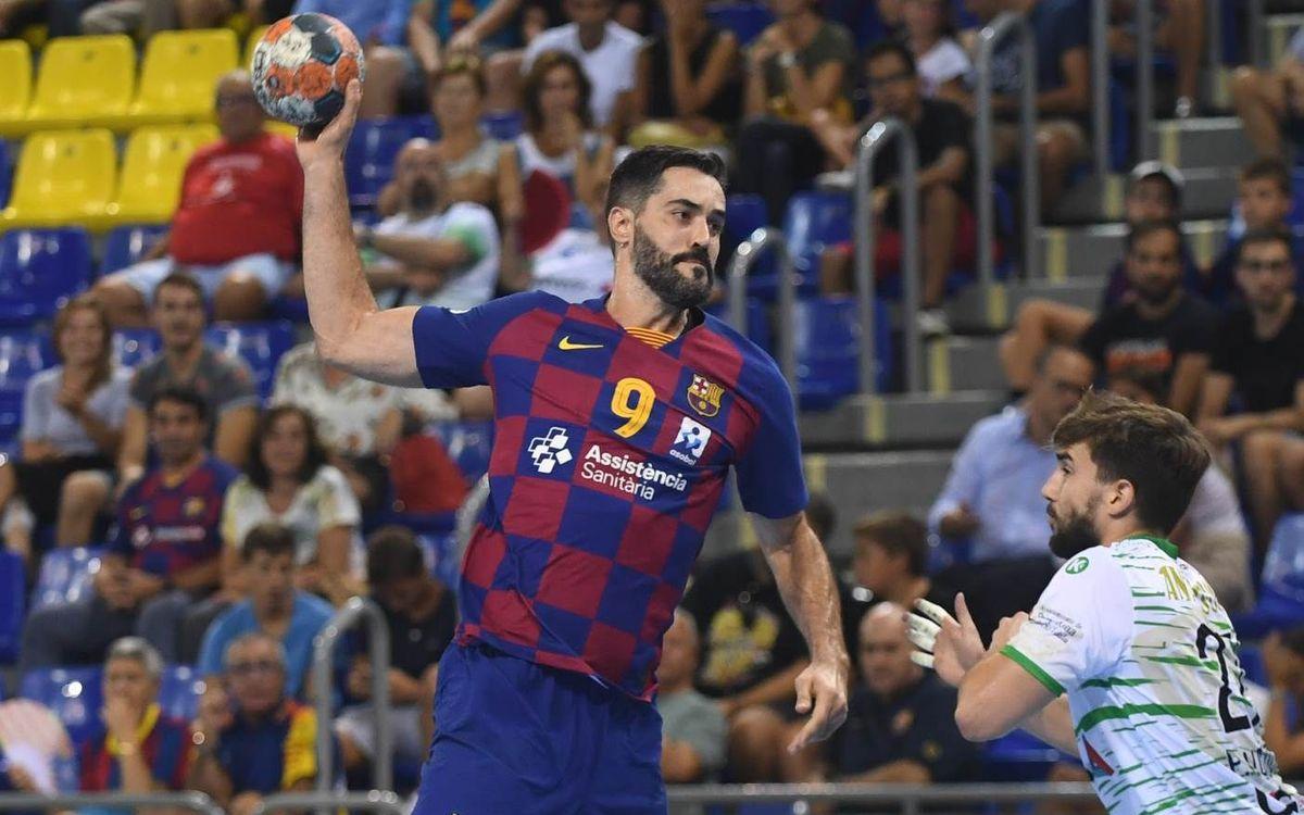 Bidasoa Irún – Barça: Duelo europeo en la Liga