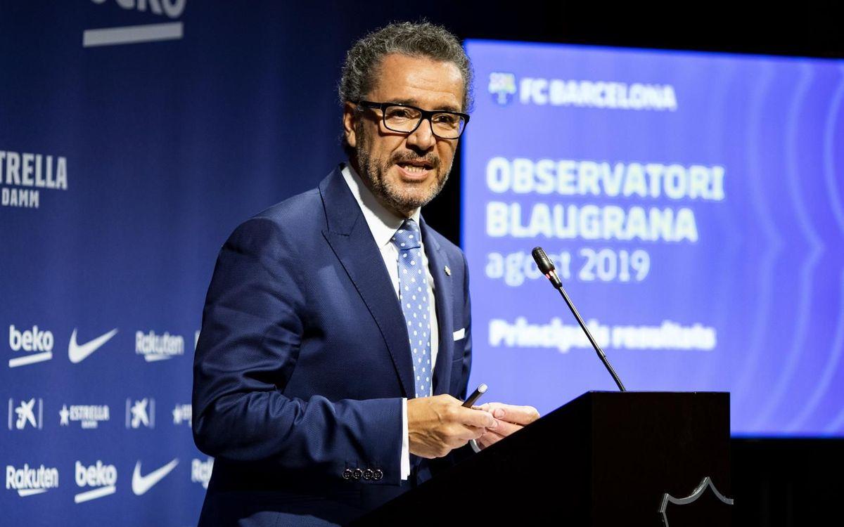 Los socios y seguidores del Barça expresan mucha ilusión y confianza para la nueva temporada 2019/20
