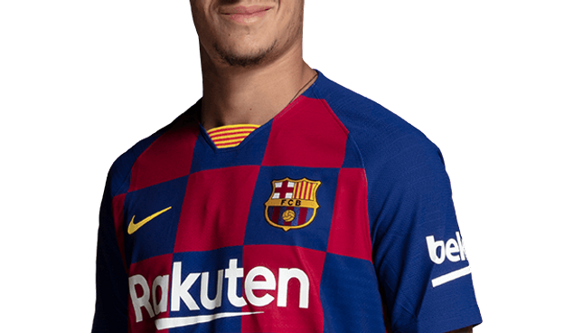 Philippe Coutinho Correia Player Page For The Midfielder Fc Barcelona Official Website