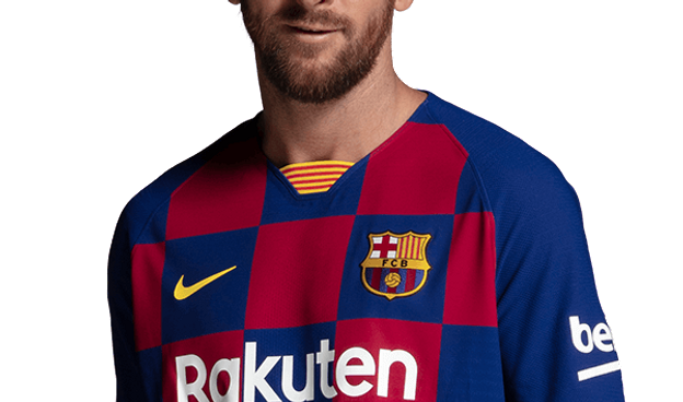 quality design e0651 59b0d Messi | Player page for the Forward | FC Barcelona Official ...