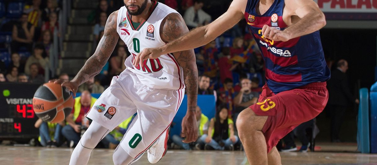 Malcolm Delaney renforce la position de meneur du Barça Basket
