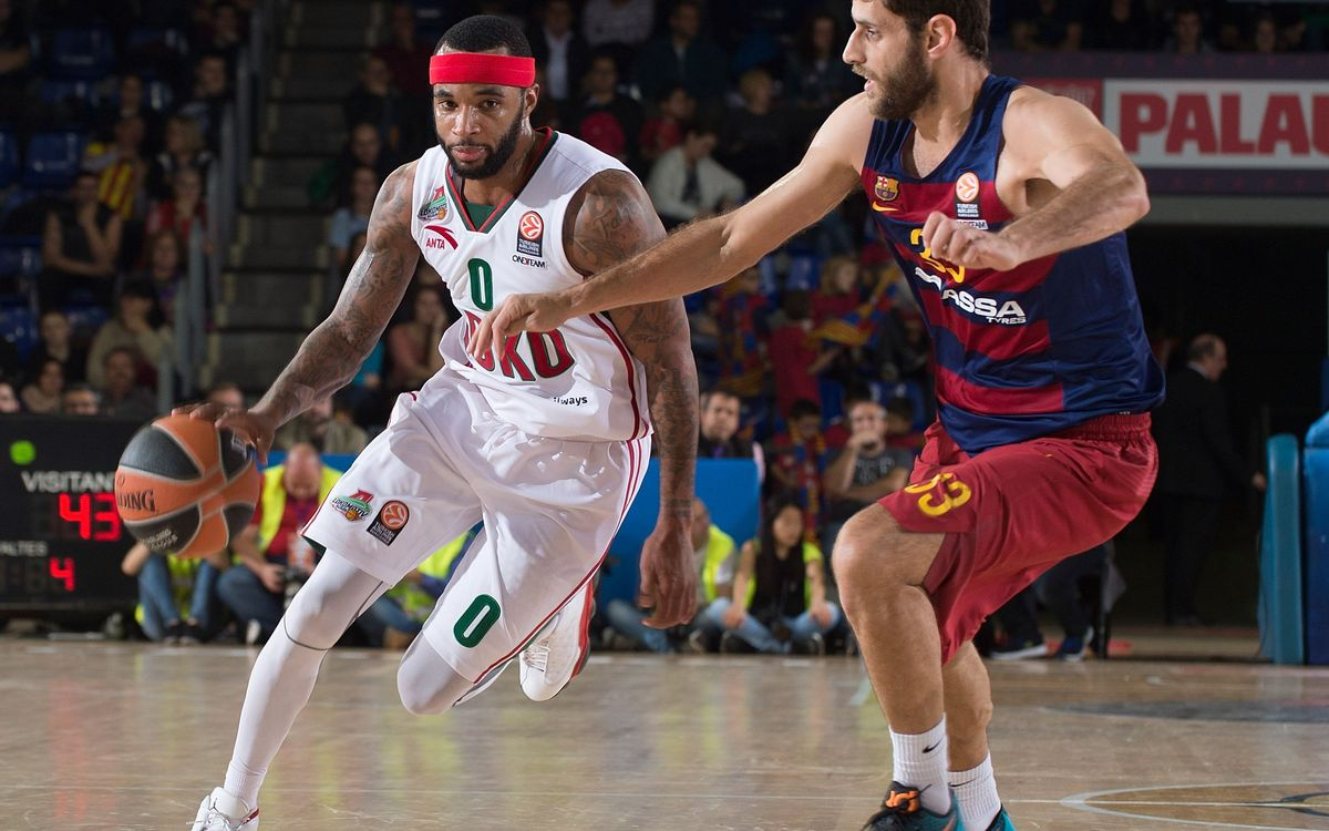 Malcolm Delaney, new guard at Barça