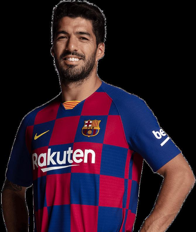 Suarez 2019/20