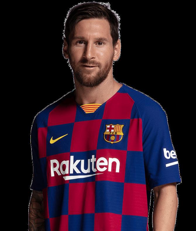 Messi 2019/20