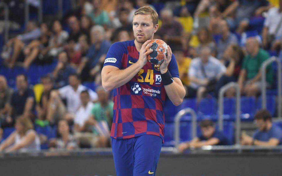 MOL Pick-Szeged – Barça: La Champions vuelve a levantar el telón