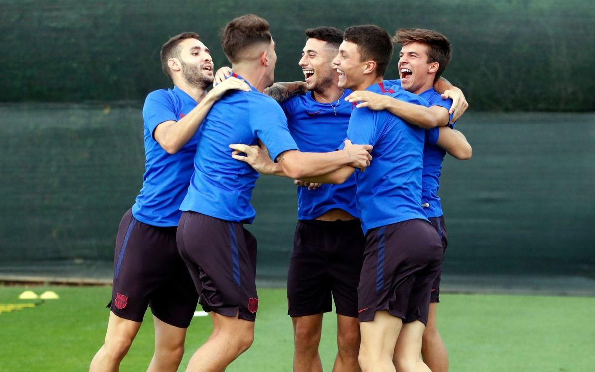 Barça B - Prat (previa): A por la segunda victoria de la temporada