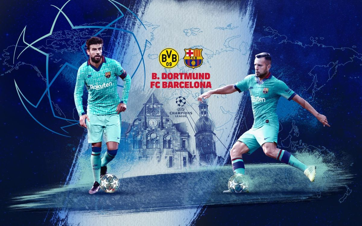 When and where to see Borussia Dortmund v Barça