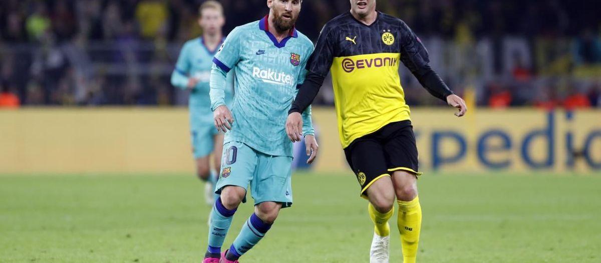 Messi reaparece 115 días después