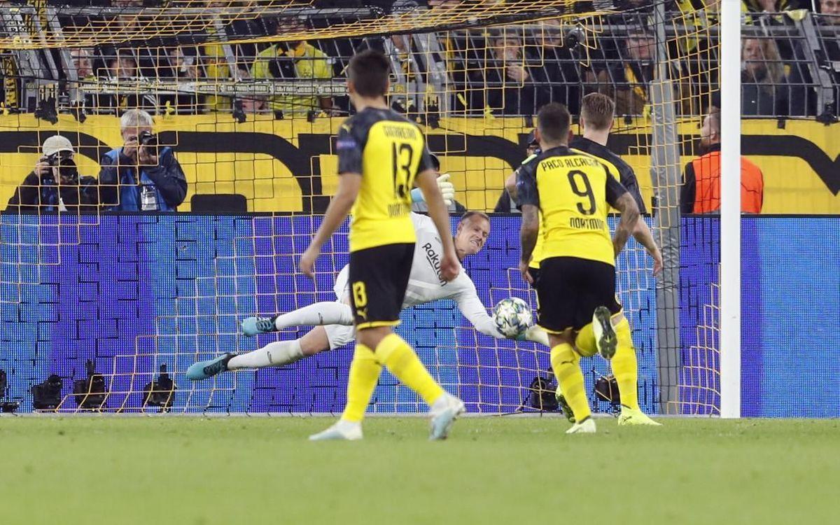 صور مباراة : بوريسيا دوتموند - برشلونة 0-0 ( 17-09-2019 )  Mini_2019-09-17-DORTMUND-BARCELONA-35