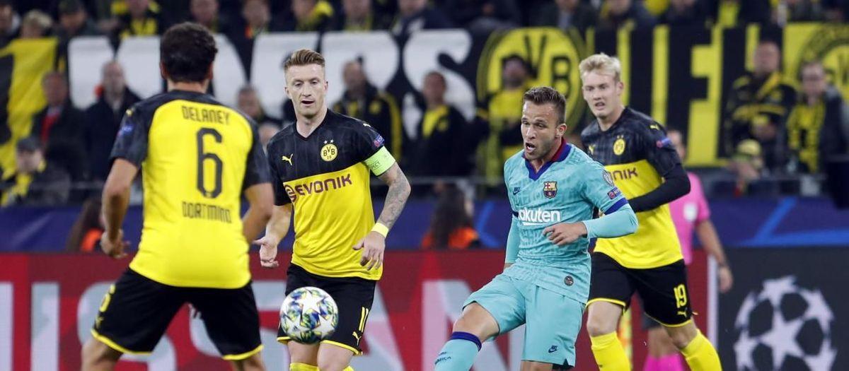 Un punt en l'estrena europea (0-0)