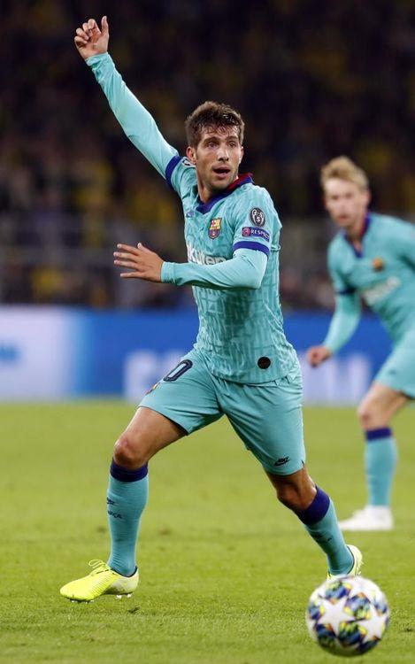 صور مباراة : بوريسيا دوتموند - برشلونة 0-0 ( 17-09-2019 )  40