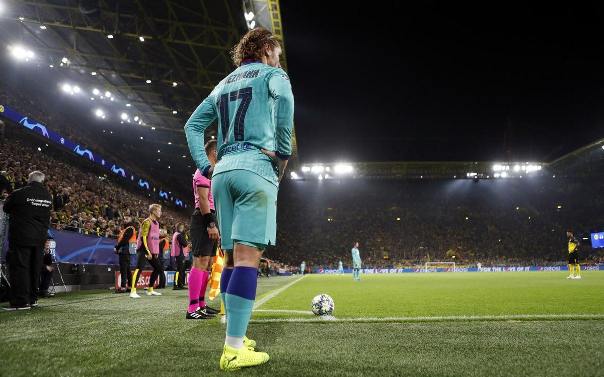 صور مباراة : بوريسيا دوتموند - برشلونة 0-0 ( 17-09-2019 )  37