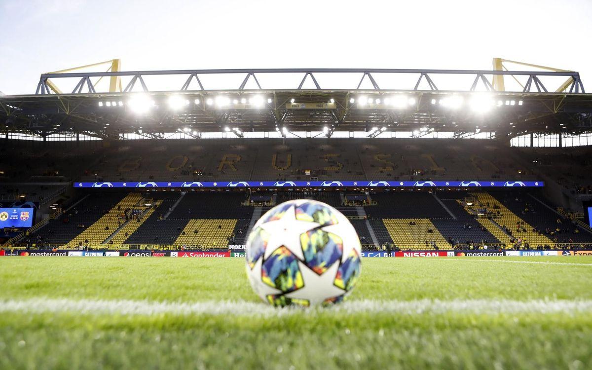 صور مباراة : بوريسيا دوتموند - برشلونة 0-0 ( 17-09-2019 )  7