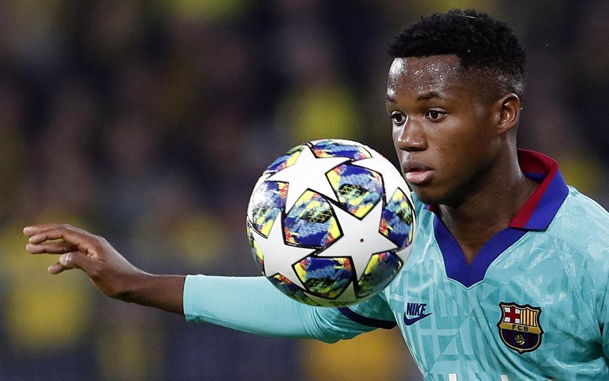صور مباراة : بوريسيا دوتموند - برشلونة 0-0 ( 17-09-2019 )  29